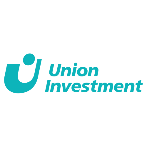 Union Investment - blue
